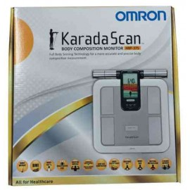 OMRON Karada Scan Body Composition Monitor/Weighing Scale/Fat Analyzer HBF-375