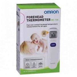 OMRON Non-Contact Forehead Thermometer - MC 720