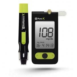 Mylife Pura X Blood Glucose Monitor Glucometer