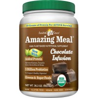 Amazing Grass Amazing Meal Chocolate, 36.3 Ounce (1.03 Kg)