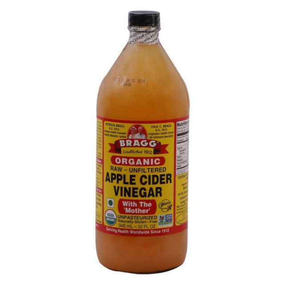Apple cider vinegar unfiltered