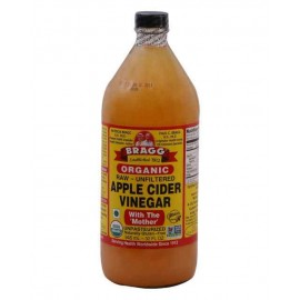 Bragg Organic Raw Unfiltered Apple Cider Vinegar 32 oz (946 ml)
