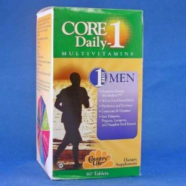 Country Life CORE DAILY 1 for MEN 60 Tablets