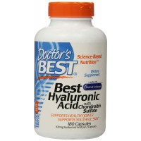 Doctor's Best - Best Hyaluronic Acid with Chondroitin Sulfate Capsules