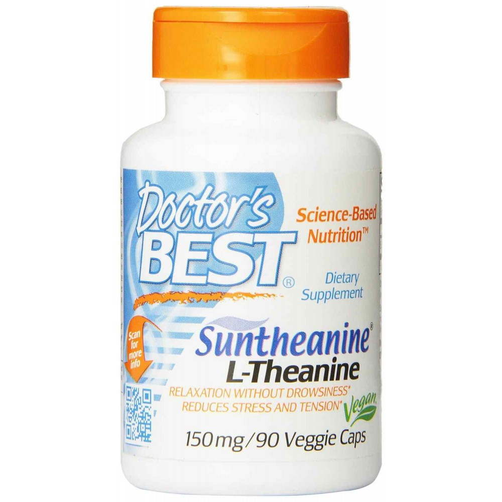 What is suntheanine l theanine