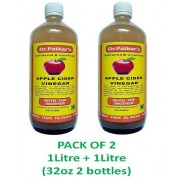 Apple Cider Vinegar (ACV) Pack of 2