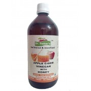 Apple Cider Vinegar (ACV) with Honey