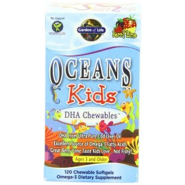 Buy Garden of Life RAW Organic Probiotic Kids 96g Powder Online