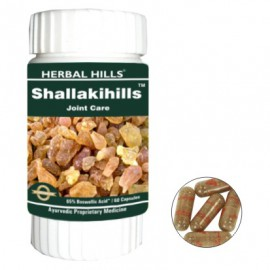 Herbal Hills SHALLAKIHILLS Joint Care Capsules (60)