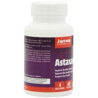 Jarrow Formulas Astaxanthin 4 mg Softgels 60