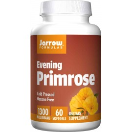 Jarrow Formulas Evening Primrose Oil 1300 Mg 60 Softgels - Skin Care