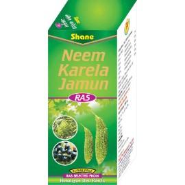 Shane NEEM KARELA JAMUN Juice / Ras  - 500 ml
