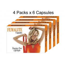 FEMALITE Capsules for menstrual health
