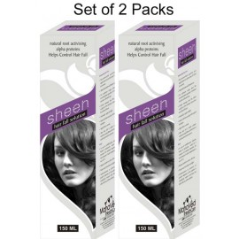 SHEEN HAIR FALL Solution for Hair Loss
