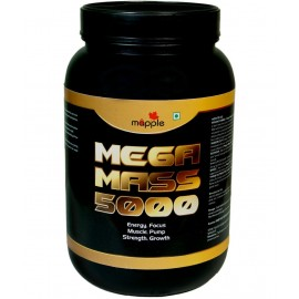 Mapple MEGA MASS 5000 Whey Protein Supplement 300g