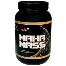 Mapple MAHA MASS Whey Protein Supplement 600g
