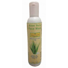 Hawaiian Herbal, Hawaii, USA – Aloe Face Wash 100 ml Bottle