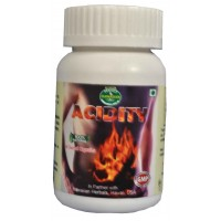 Hawaiian Herbal Acidity Capsule , Hawaii, USA - 60 Capsules