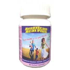 Hawaiian Herbal, Hawaii, USA – American Acai Plus Capsules - Antioxidant Support