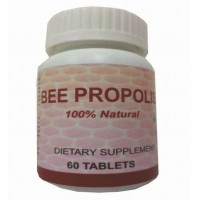 Hawaiian Herbal, Hawaii, USA – Bee Propolis Capsules