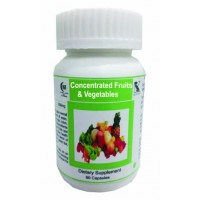 Hawaiian Herbal, Hawaii, USA - Concentrated Fruits And Vegetables Capsules