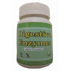Hawaiian Herbal, Hawaii, USA - Digestive Enzymes Capsules