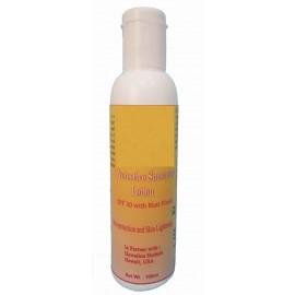 Hawaiian Herbal, Hawaii, USA - Protective Sunscreen Lotion 100 ml Bottle