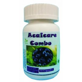 Hawaiian Herbal, Hawaii, USA – Acai Care Combo Capsules - Weight Loss