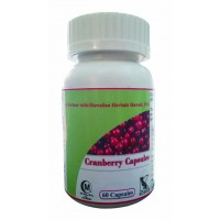 Hawaiian Herbal, Hawaii, USA – Cranberry Capsules - Urinary Health