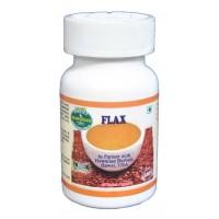 Hawaiian Herbal, Hawaii, USA – Flax Seed Capsules - Fibre & Omega 3 Supplement