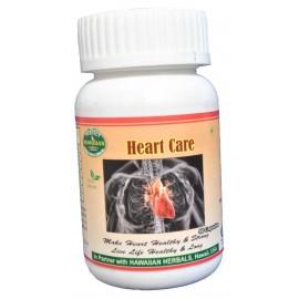 Hawaiian Herbal, Hawaii, USA - Heart Care Capsules