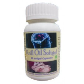 Hawaiian Herbal, Hawaii, USA - Krill Oil Softgels