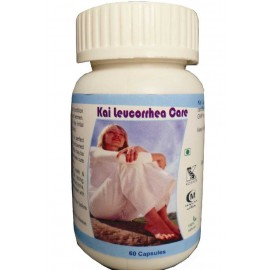 Hawaiian Herbal, Hawaii, USA - Leucorrhoea Care Capsules
