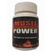 Hawaiian Herbal, Hawaii, USA - Musli Power Capsules