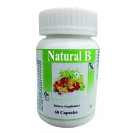 Hawaiian Herbal, Hawaii, USA - Natural B Capsules