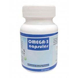 Hawaiian Herbal, Hawaii, USA - Omega 3 Capsules
