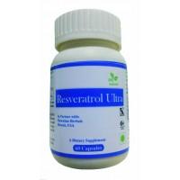 Hawaiian Herbal, Hawaii, USA - Resveratrol Ultra Capsules
