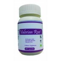 Hawaiian Herbal, Hawaii, USA - Valerian Root Extract Capsules