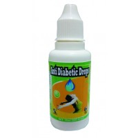 Hawaiian Herbal, Hawaii, USA - Anti Diabetic Drops 30 ml