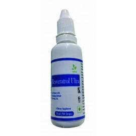 Hawaiian Herbal, Hawaii, USA - Resveratrol Ultra Drops