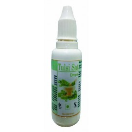 Hawaiian Herbal, Hawaii, USA - Tulsi Sat Drops 30 ml