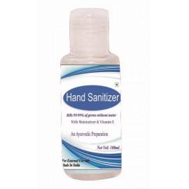 Hawaiian Herbal, Hawaii, USA -  Hand Sanitizer 100 ml Bottle