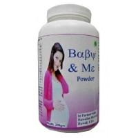 Hawaiian Herbal, Hawaii, USA – Baby And Me Powder 200 gm Bottle