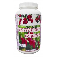 Hawaiian Herbal, Hawaii, USA - Gojiberry Powder 200 gm Bottle