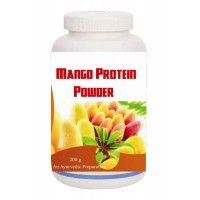 Hawaiian Herbal, Hawaii, USA - Mango Protein Powder 200 gm Bottle