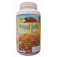 Hawaiian Herbal, Hawaii, USA - Royal Jelly Powder 200 gm Bottle