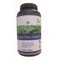 Hawaiian Herbal, Hawaii, USA - Cleanse Detox Tea 250 gm Bottle
