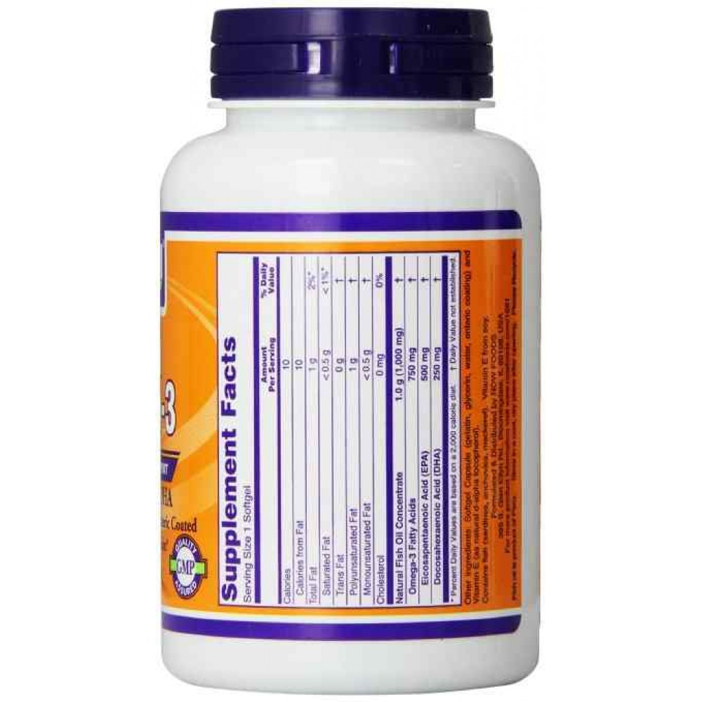 Buy now foods ultra omega 3 fish oil softgels online india for Fish oil softgels