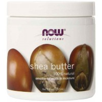 NOW Foods Natural Shea Butter, 7-Ounce (207 ml)