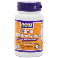 Now Foods OPTIMAL DIGESTIVE System Veg Capsules (90)